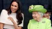 Queen Elizabeth visits pregnant Meghan Markle and Prince Harry ahead of Royal baby's birth