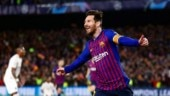 Messi fires Barcelona into Champions League semis after 3-0 win vs Manchester United