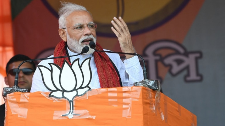 Phir Ek Baar Modi Sarkar: BJP's election campaign song