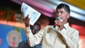 Andhra CM Chandrababu Naidu writes to EC, seeks re-polling after reports of EVM failure