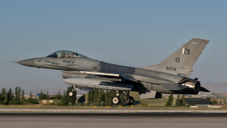 US count found no Pakistani F-16s missing: Report questions Indian account of dogfight