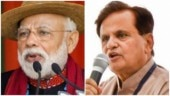 Modi says Congress took bribe in chopper deal, Ahmed Patel says PM playing gutter politics