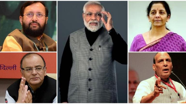 How Modi ministries have fared since 2014: A report card
