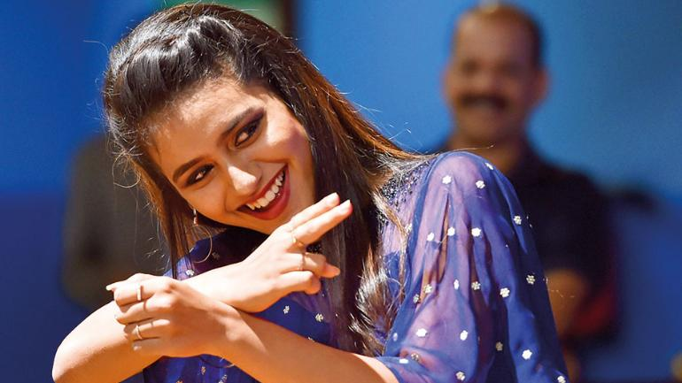 Priya Prakash Varrier has already signed her second Bollywood project.