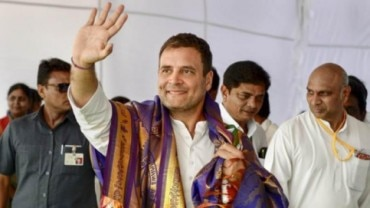 On March 31, Congress president Rahul Gandhi announced that he will be contesting from Wayanad in the upcoming Lok Sabha elections. (Photo: PTI)