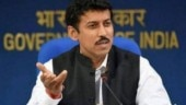 Villagers accuse Rajyavardhan Rathore of making false claims about school hall