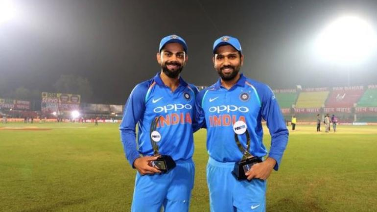 It is my responsibility to help Virat Kohli when he is in doubt: Rohit Sharma - Sports News
