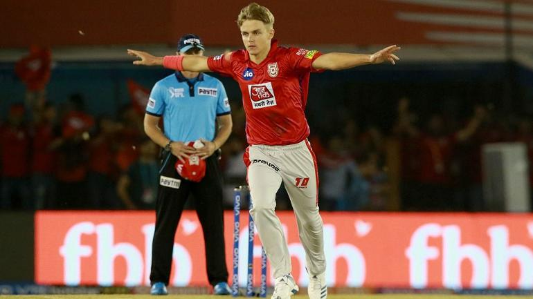 Image result for sam curran ipl hattrick