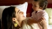 Sara Ali Khan: I don't get to see Taimur very often but he is a bundle of happiness