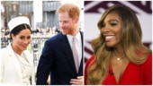 Did Serena Williams just reveal the gender of pregnant Meghan Markle and Prince Harry's baby?