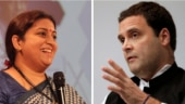 Rahul Gandhi stayed longer in Amethi, but Smriti Irani visited more often in last five years