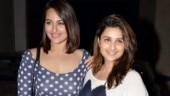 Sonakshi Sinha and Parineeti Chopra