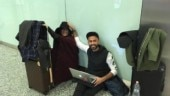Sonam Kapoor and Anand Ahuja are cute Harry Potter couple at airport. Where are the brooms?