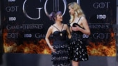 Game of Thrones Season 8 premiere: Besties Sophie Turner and Maisie Williams share a cute moment