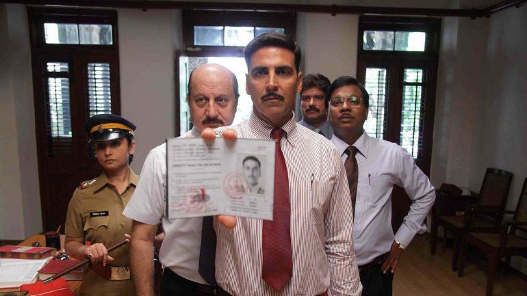 Special 26 inspired robbery
