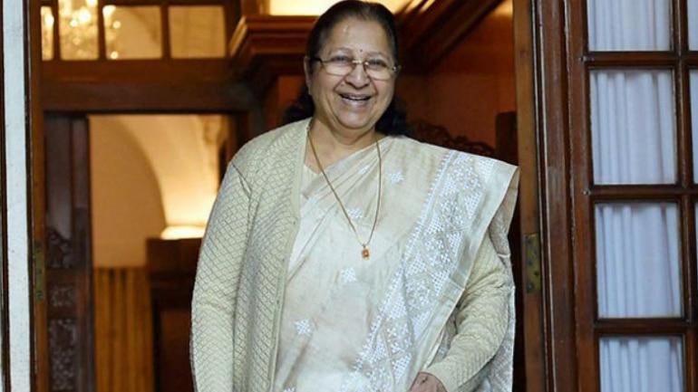 Sumitra Mahajan will not contest Lok Sabha elections 2019