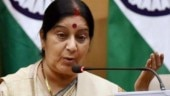 CRPF contingent evacuated as situation worsens in Libya: Sushma Swaraj
