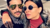Sushmita Sen flaunts ring in new picture with boyfriend Rohman Shawl. Fans think she is engaged