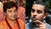 Tehseen Poonawalla moves EC against Sadhvi Pragya, says BJP fielding terror accused in polls