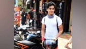 Ishaan Khatter pays fine for parking bike in no-parking zone. Watch viral video