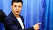 Volodymyr Zelenskiy joked about being Ukraine's president. Then he got the job