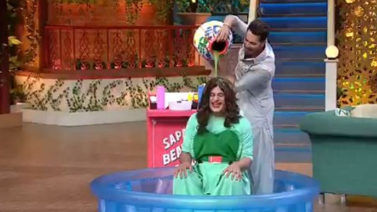The Kapil Sharma Show: Varun Dhawan's special massage for