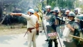 Violence disrupts polling in Bengal