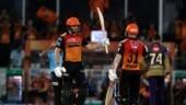 Absolute pleasure watching Warner and Bairstow bat in IPL 2019: Kane Williamson