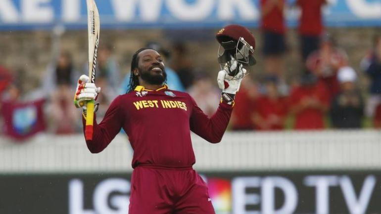 Chris Gayle Andre Russell In West Indies 2019 World Cup