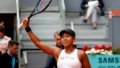 I'm in a really good place right now: Naomi Osaka on reaching Madrid Open quarters
