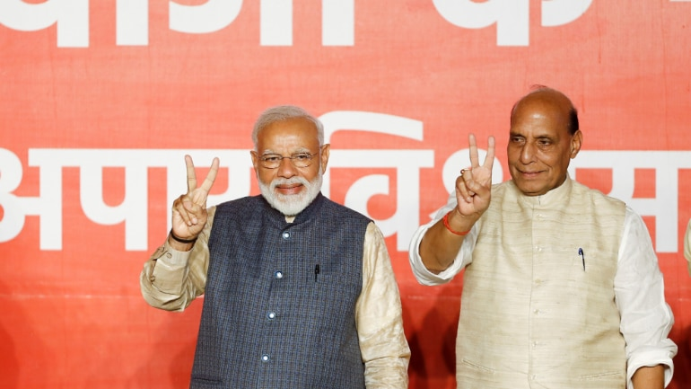 Lucknow Lok Sabha results 2019: Rajnath Singh wins with over 6 3