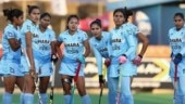 Indian women's hockey team beat South Korea 2-1 in tour opener