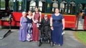Girl takes her 97-yr-old granny to first prom. Internet is in tears