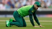 World Cup 2019: Need to move on quickly from England loss, says Faf Du Plessis