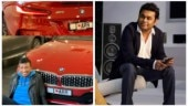 Fan writes AR Rahman's name on his car number plate. Gets reply from maestro himself