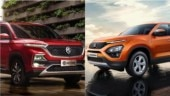 MG Hector vs Tata Harrier: How both SUVs fare against each other, check details