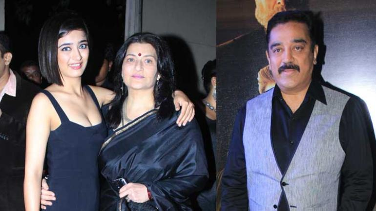 Akshara Haasan on their parents Kamal Haasan and Sarika's