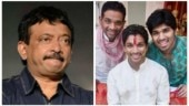 Ram Gopal Varma and KCR