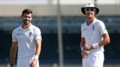 She's beautiful: James Anderson thought on 1st meeting Stuart Broad