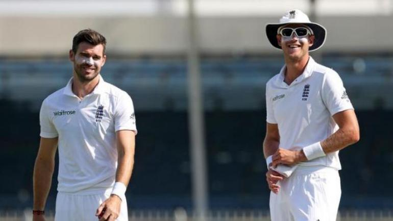 She's beautiful: James Anderson thought on 1st meeting Stuart Broad - Sports News