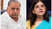 Exit poll 2019: Tough battle predicted for Mulayam Singh Yadav in Mainpuri, Maneka Gandhi in Sultanpur