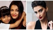 Aishwarya Rai and Abhishek Bachchan took to Instagram to wish their respective mothers a happy mother's day.