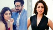 Yami Gautam, Ayushmann Khurrana and Bhumi Pednekar kick-start shooting of Bala