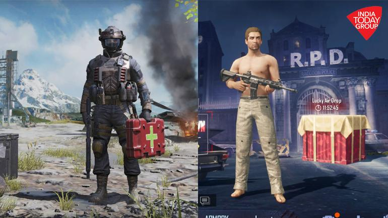 Call of Duty Mobile vs PUBG MOBILE: Two splendid battle royale games