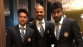 World Cup 2019: Dhawan starts singing while waiting outside Bumrah's room