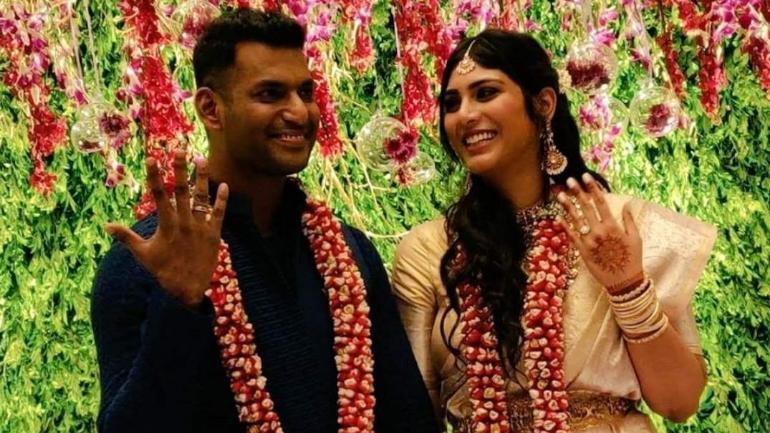 The Wedding Date.Vishal Anisha Wedding Date Locked Movies News