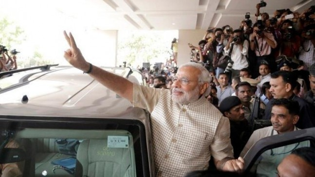 A hero, a villain and the poor: What it takes to make a Modi speech