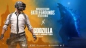 Godzilla comes to PUBG MOBILE: New collaboration brings new gameplay features