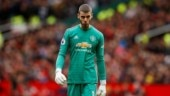Manchester United to stick with David de Gea as Sergio Romero suffers knee injury