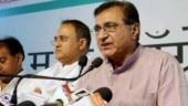 BJP attempting to destabilise MP govt: Congress